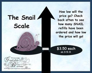 Snail sale-002