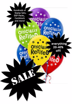 Retired sale