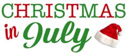 Christmas-july